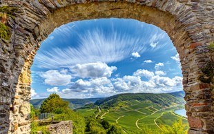 Najlepše vinorodne pokrajine Evrope