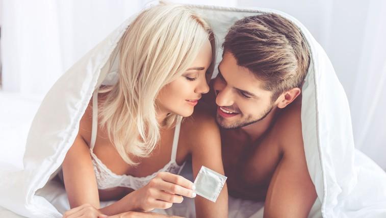 S spletnimi aplikacijami do hitrega seksa … in spolno prenosljivih bolezni (foto: Shutterstock.com)