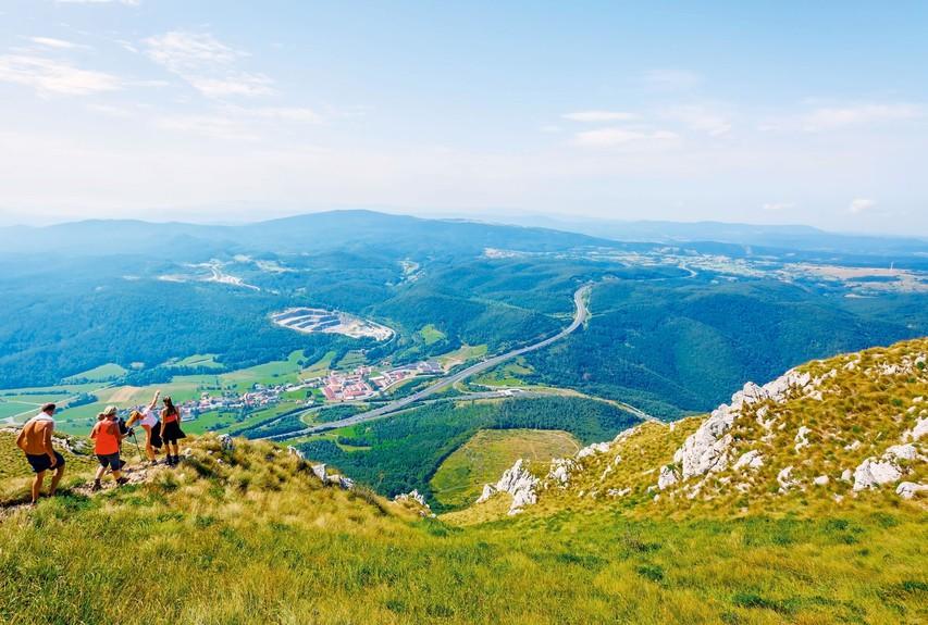 Ideja za izlet: Angelska gora in čudovit razgled z Otliškega okna