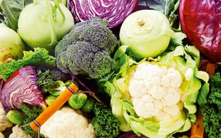 Zelenjava včasih zavira  izgubo telesne teže