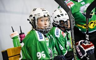 Razbijamo stereotipe: Tudi punce igrajo hokej