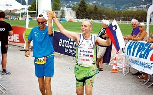 Toni Perušič - Toni Maratoni: Privlačijo me teki, ki so daljši od maratona