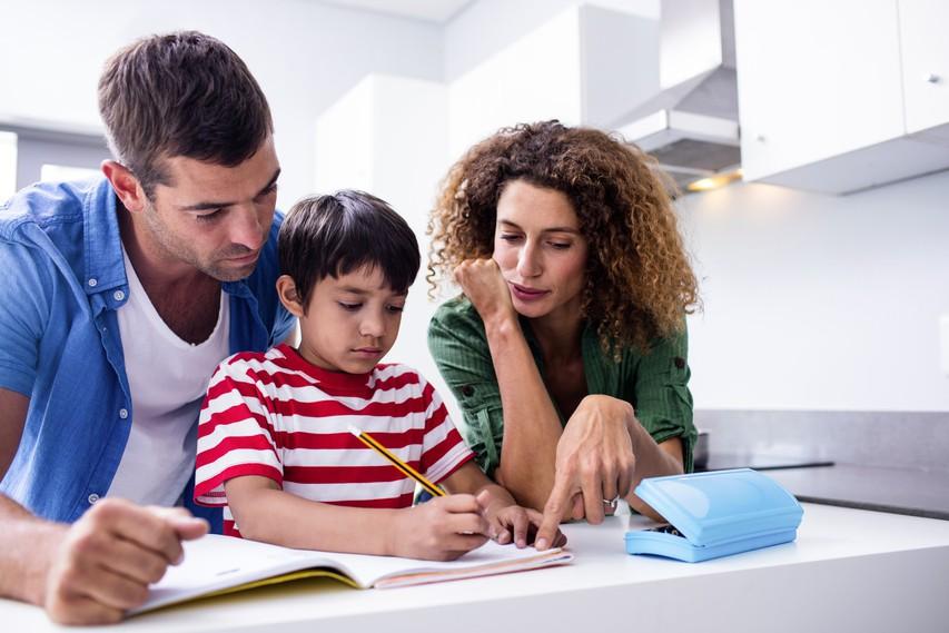Najboljše starševske novoletne zaobljube