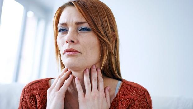 S temi pripravki iz domače lekarne boste omilili bolečino v grlu (foto: Profimedia)