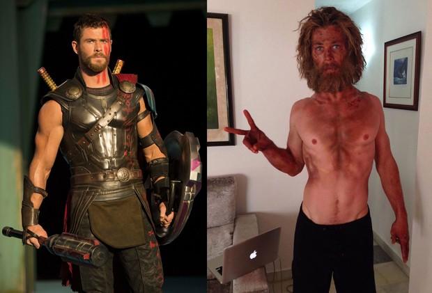 CHRIS HEMSWORTH Junak filmov o Thoru z drastično spremembo za nov film The Heart of the Sea postaja najbolj aktualen …