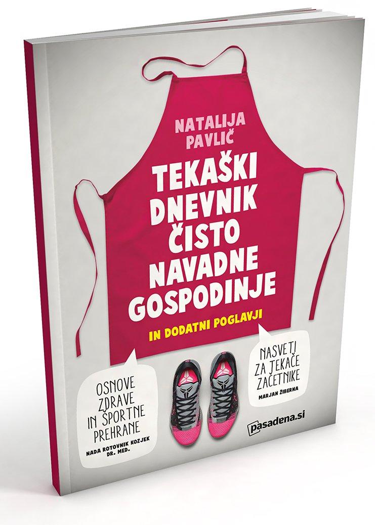 Natalija Pavlič, Tekaški dnevnik čisto navadne gospodinje