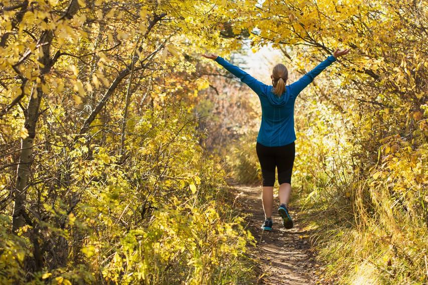 Tudi če ste aktivni samo čez vikend, bo to pozitivno vplivalo na vaše zdravje (raziskava)
