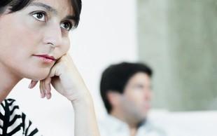 8 'prikritih' znakov, da je vaš partner depresiven