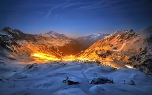 Obertauern – kjer je naravni sneg doma