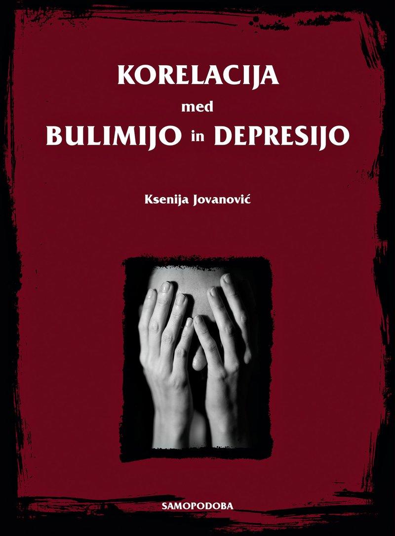 Ksenija Jovanović, Korelacija med bulimijo in depresijo