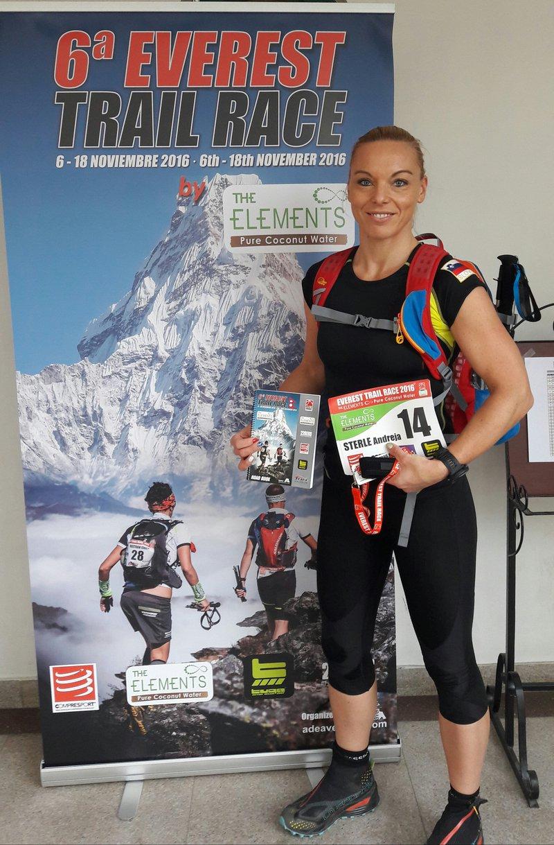 Andreja Strle Podobnik, ultramaratonka