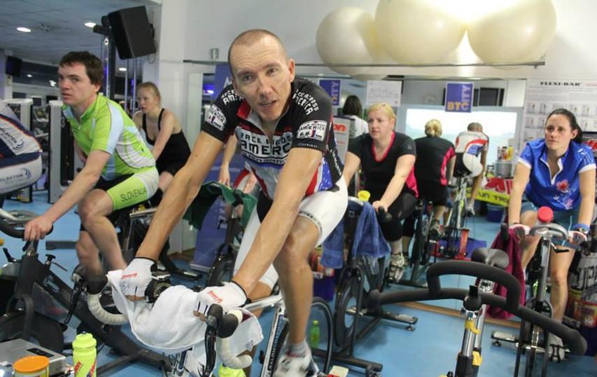 Obeta se dobrodelni kolesarski spektakel: 24-urni kolesarski maraton z Markom Balohom