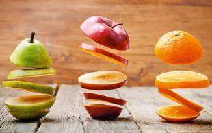 7 dni jabolk in vsi prehranjevalni 'grehi' bodo izginili
