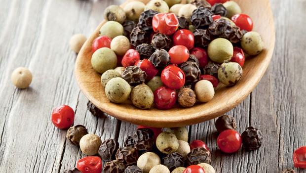 Izjemne zdravilne lastnosti popra (foto: Shutterstock.com)