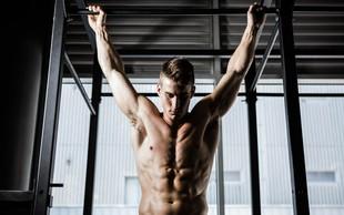 Recept za definirane trebušne mišice