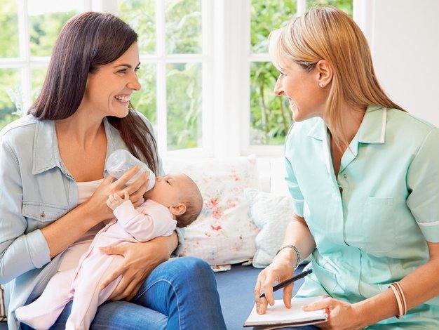 Miti in zmote o prehrani dojenčkov - Foto: Shutterstock.com