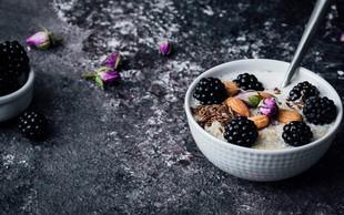 Recept za slasten zajtrk: Pogrejte se s sladko kvinojo