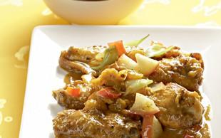 Ideja za kosilo ali večerjo: Orientalski ragu