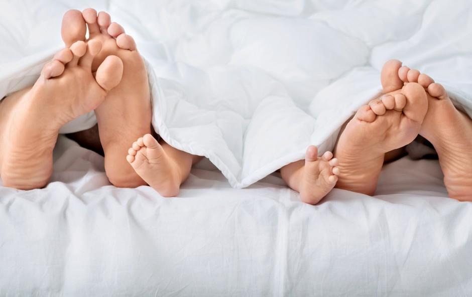 Ko dojenček podre partnerske vezi (foto: Shutterstock)