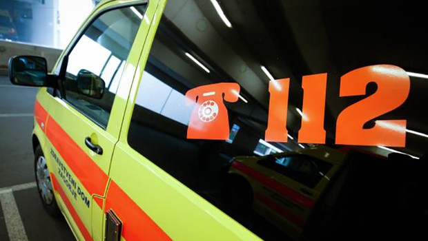 Ob evropskem dnevu številke 112: Ključno je natančno lociranje nesreče (foto: Anže Malovrh/STA)