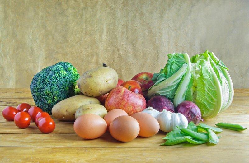 zdrava živila