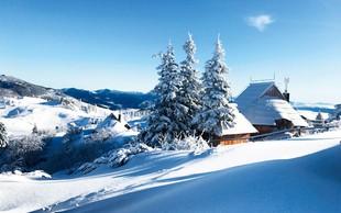 Ideja za izlet: Preživite nepozaben dan na zasneženi Veliki planini