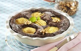 RECEPTI: Klasični, jabolčno-orehovi in z ribezom - slastni rjavčki