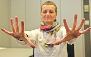 Joga na delovnem mestu: Vaje za ramena in roke