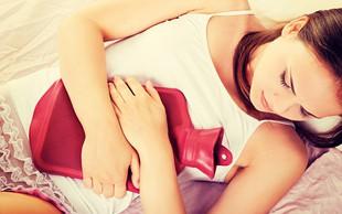 Kako brez zdravil omiliti menstrualne bolečine