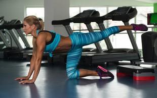 Fitnes zvezda Anna Victoria razkriva 2 največji napaki, ki jih lahko naredite pri vadbi