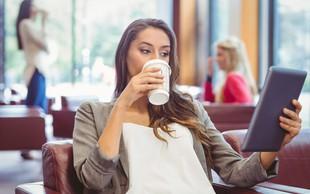 8 znakov, ki opozarjajo, da pretiravate s kofeinom