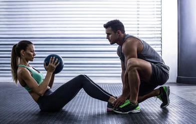 VIDEO: 13 top vaj za trening v paru