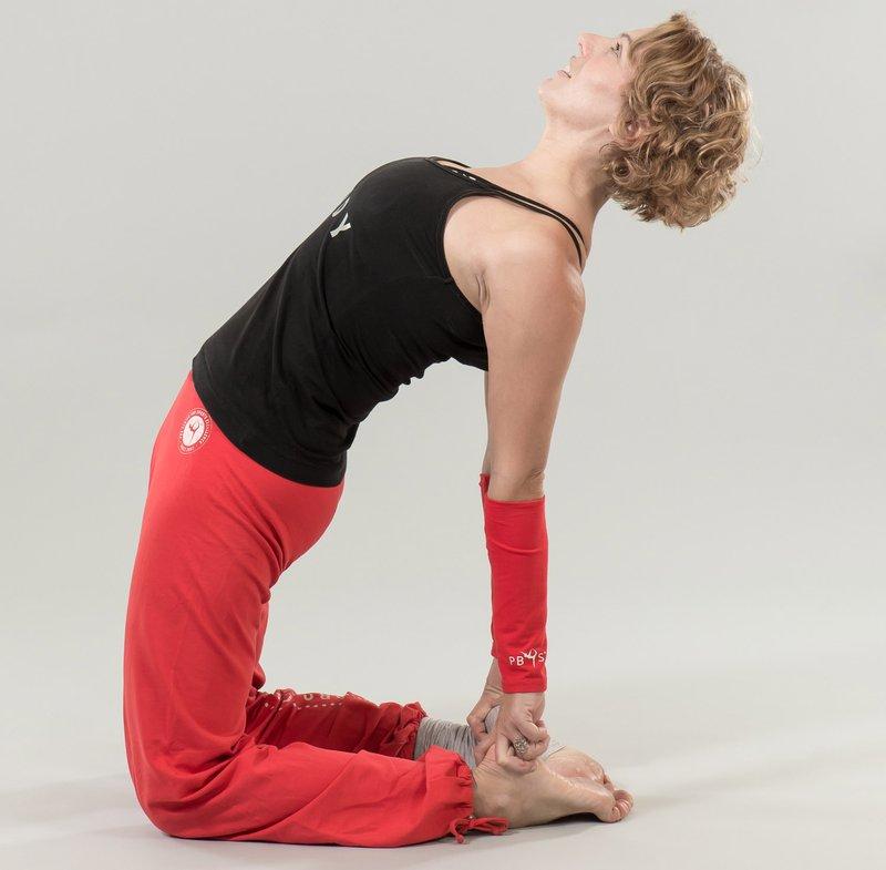 Vaja za zdravje medeničnega dna: tunel (Body Tehnika)