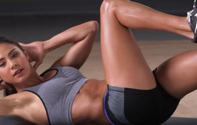 VIDEO: 5 enostavnih vaj za trebušne mišice