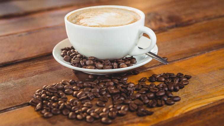 Si predstavljate dan brez kofeina? (foto: Profimedia)