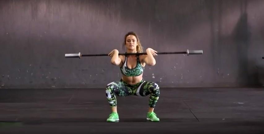 VIDEO: 4 vaje za super rezultat - krepimo celo telo!