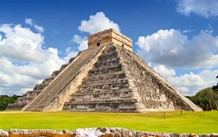 Slavne piramide od Majev do Las Vegasa