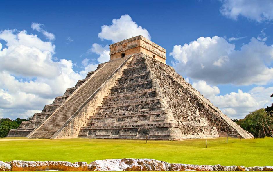 Slavne piramide od Majev do Las Vegasa (foto: Profimedia)