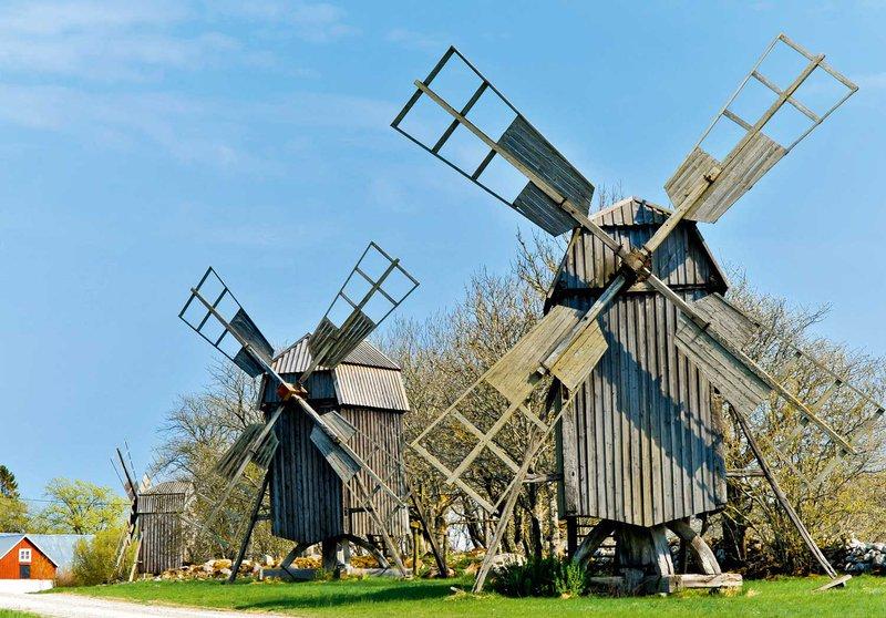 Znameniti mlini na veter