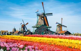 8 znamenitih mlinov na veter po Evropi