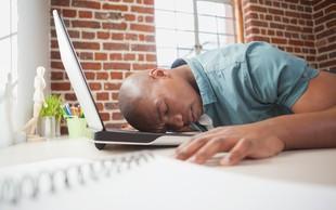 Še vedno čutite zaspanost po dobrem nočnem spancu?