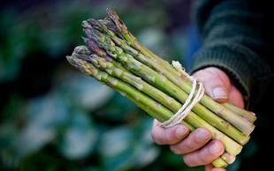 Šparglji - idealno živilo, ki poskrbi za čiščenje organizma