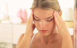 Metoda, s katero ustavite glavobol v nekaj minutah (brez tablet)