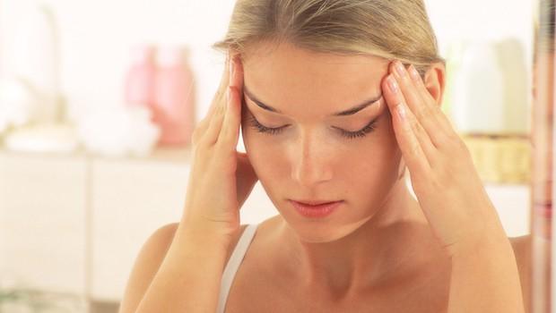Metoda, s katero ustavite glavobol v nekaj minutah (brez tablet) (foto: Profimedia)