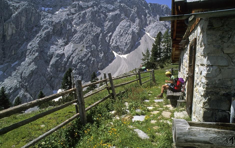 Terapevtske lastnosti planinarjenja (foto: Profimedia)