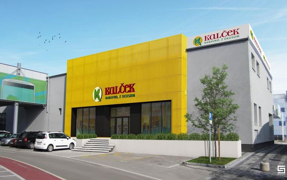 Kalček, vodilna slovenska ekološka trgovina, konec maja na novi lokaciji v BTC Cityju (foto: Promo)