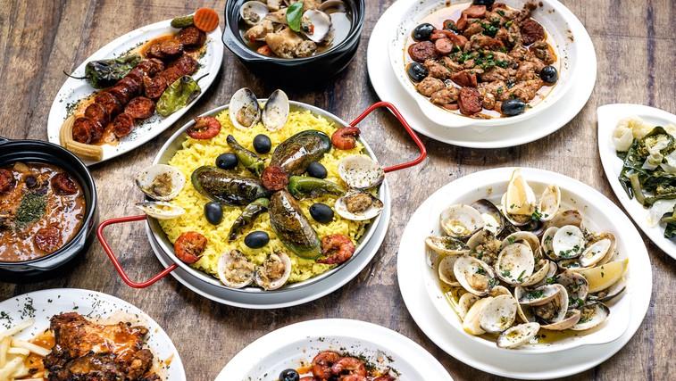 Značilnosti španske in portugalske kuhinje (foto: shutterstock)