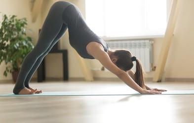 Izgubite kilograme z jogo: 6 položajev za lepo oblikovano telo