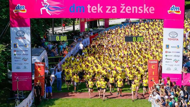 dm tek za ženske: športni podvig za vse generacije (foto: Anže Malovrh)