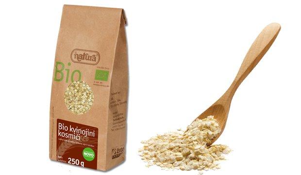 Bio kvinojini kosmiči Natura